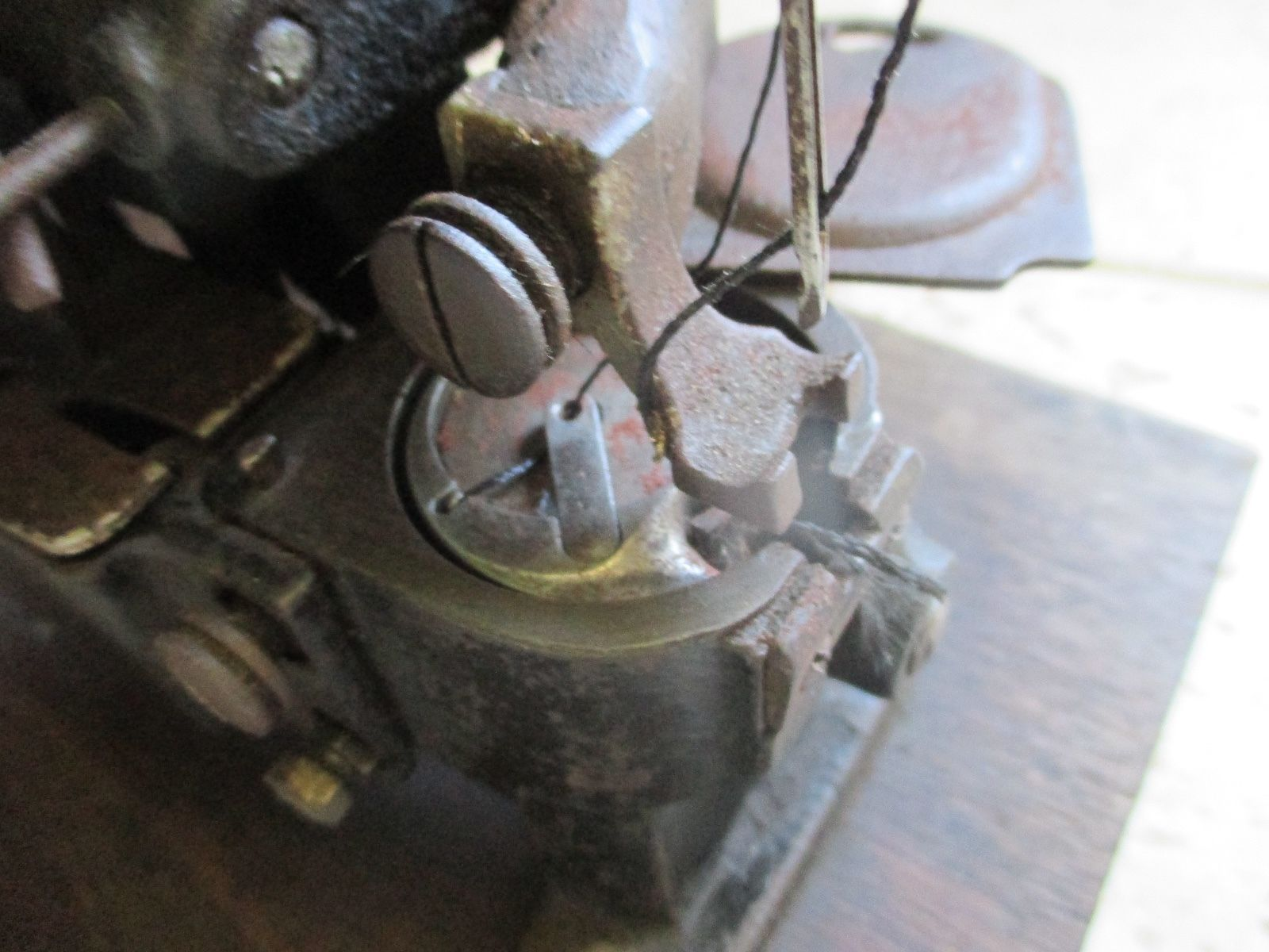 Ruh SD28 Details about Original Junker & Ruh SD 28 Sewing machine