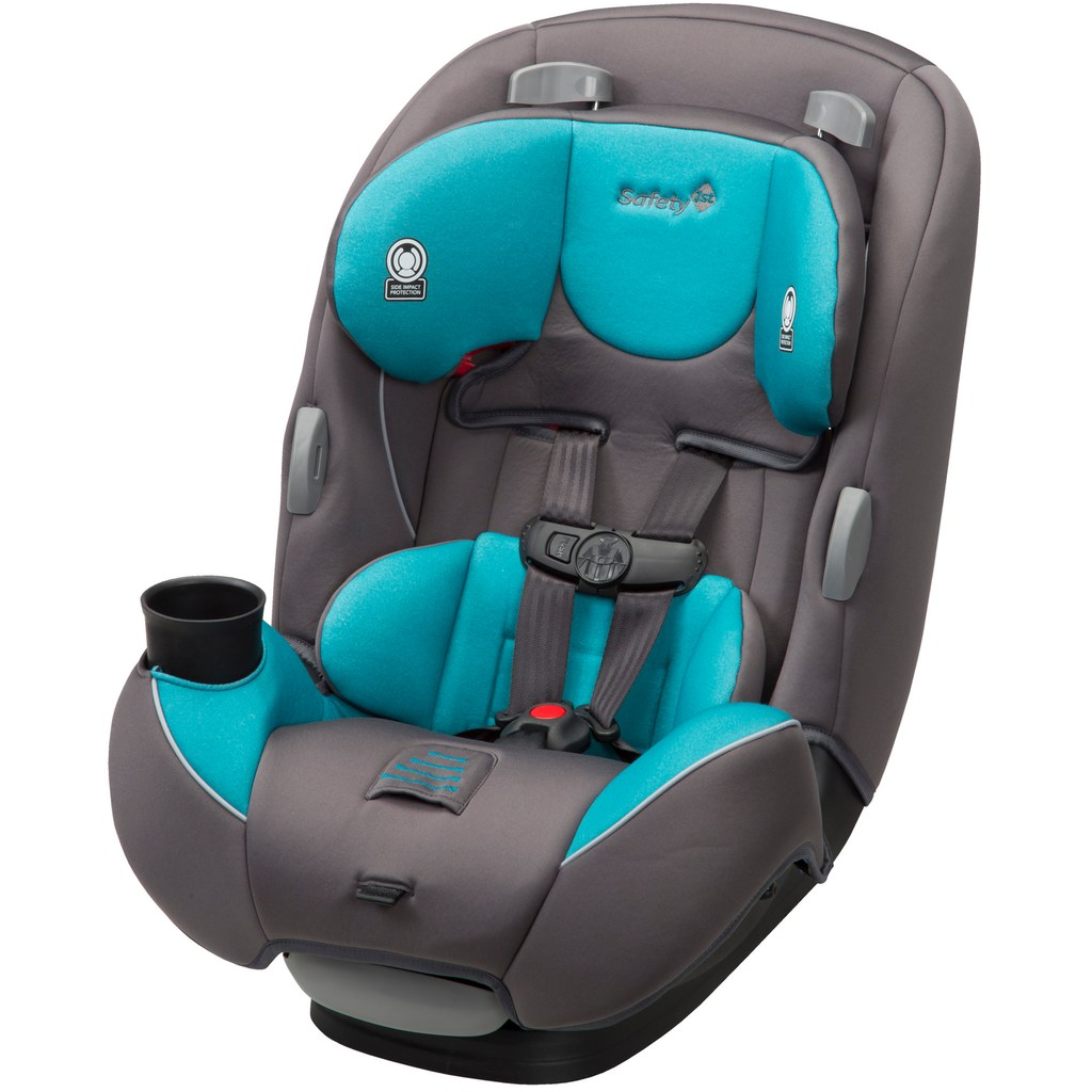 Safety 1st Continuum 3in1 Convertible Car Seat, Blue