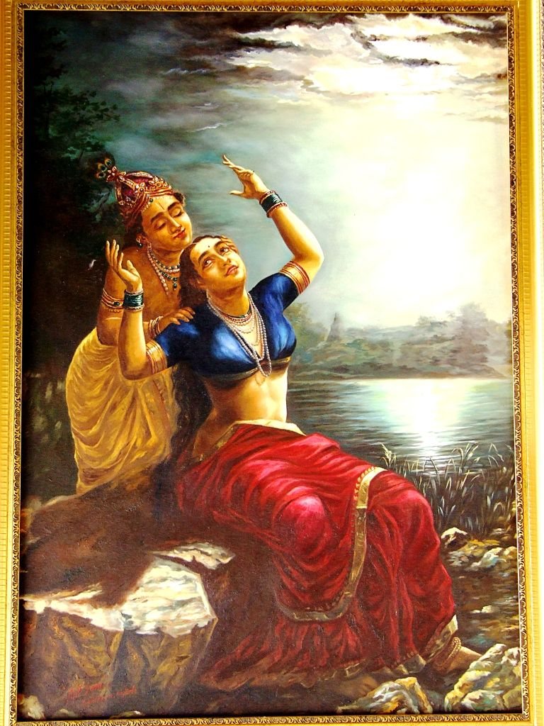 Art-of-India: Krishna and Radha | India, My India: My ...