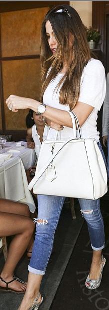 Great White Handbag