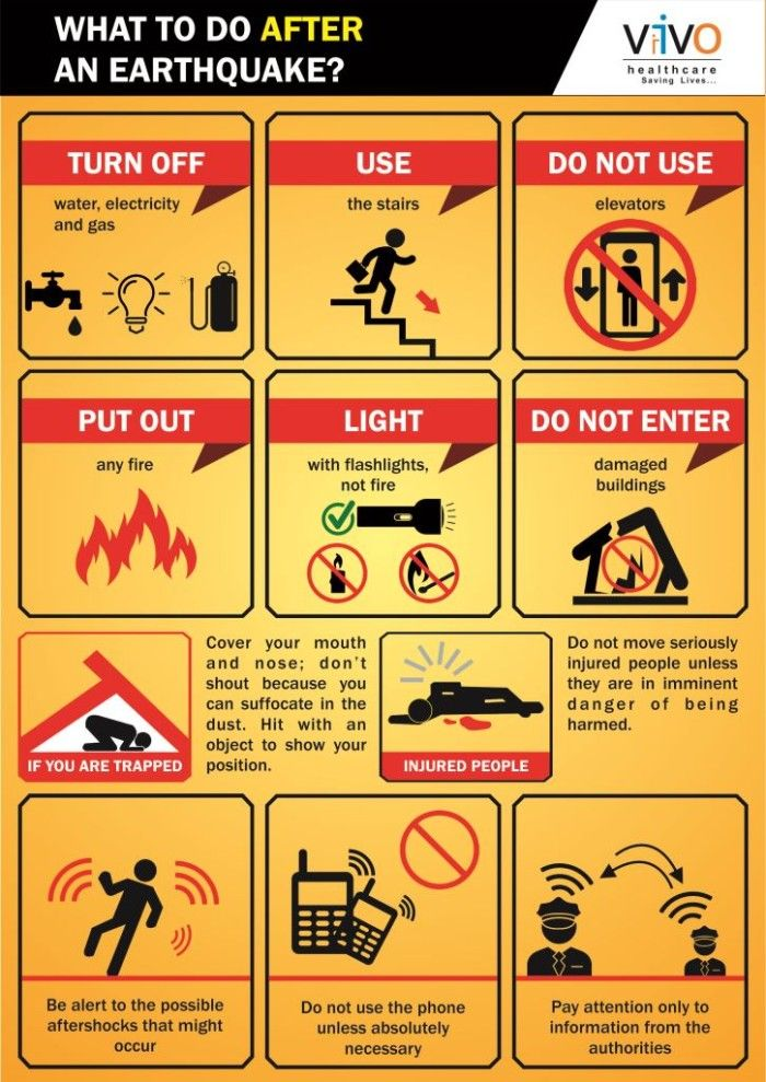 what to do in an earthquake google search