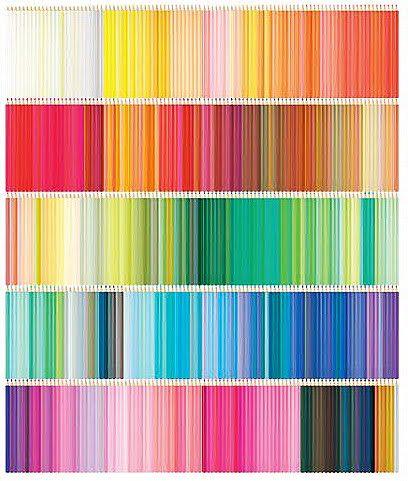 500 llapis: un somni fet capsa de colors. Una capsa de colors sense capsa