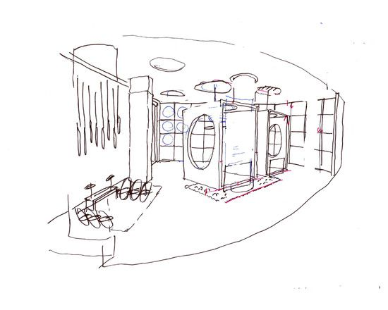 Interior Design Office Sketches noor bank interior design lobby | retail | pinterest | bank