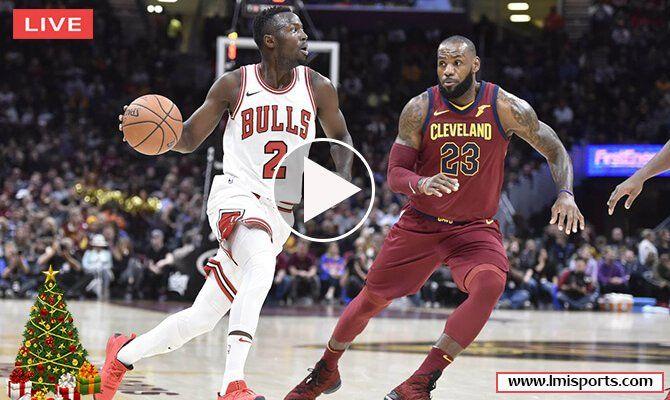 Cleveland Cavaliers Vs Chicago Bulls Reddit Nba Live Stream