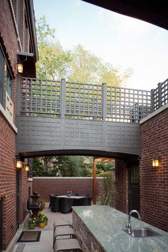 Urban Oasis | Chicago Residence eclectic exterior