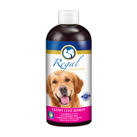 Regal Glossy Coat Remedy: 400ml
