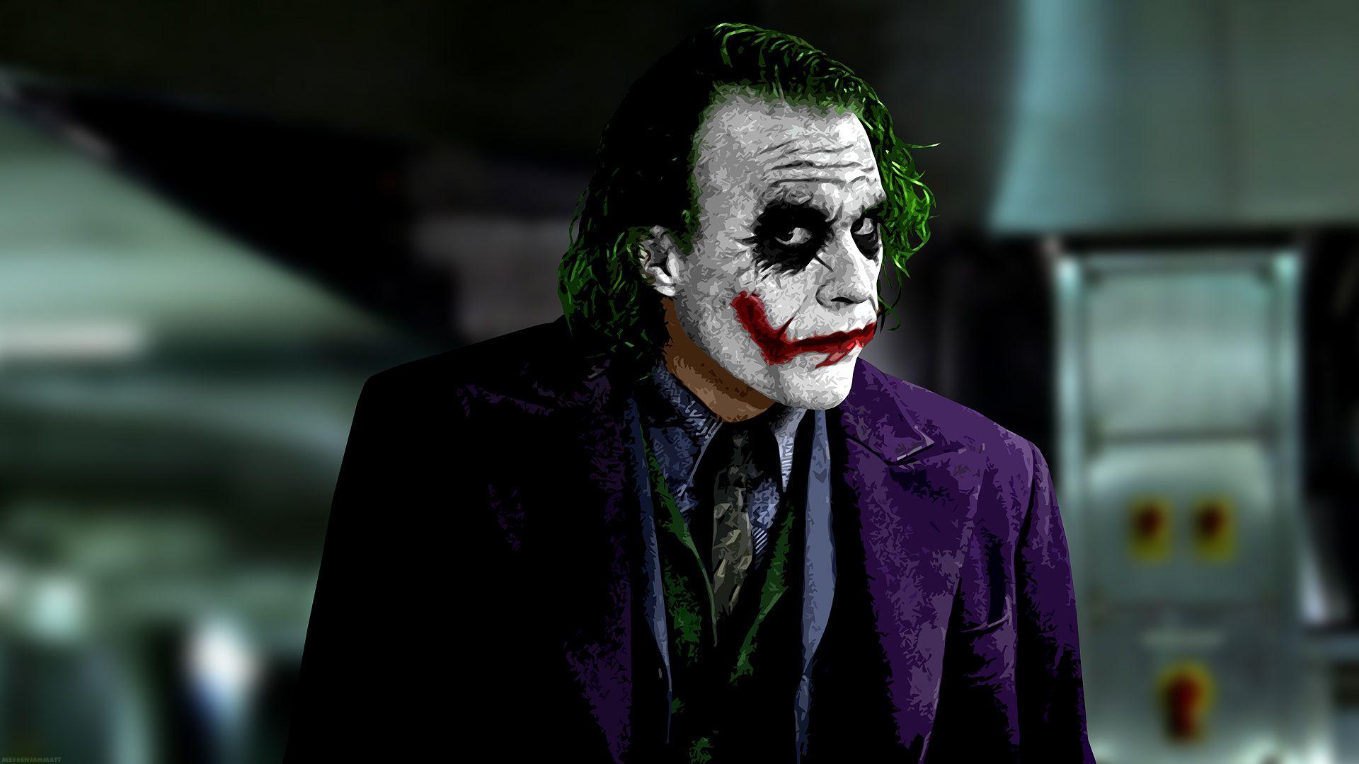 Batman Movies The Joker Batman The Dark Knight 1920x1080