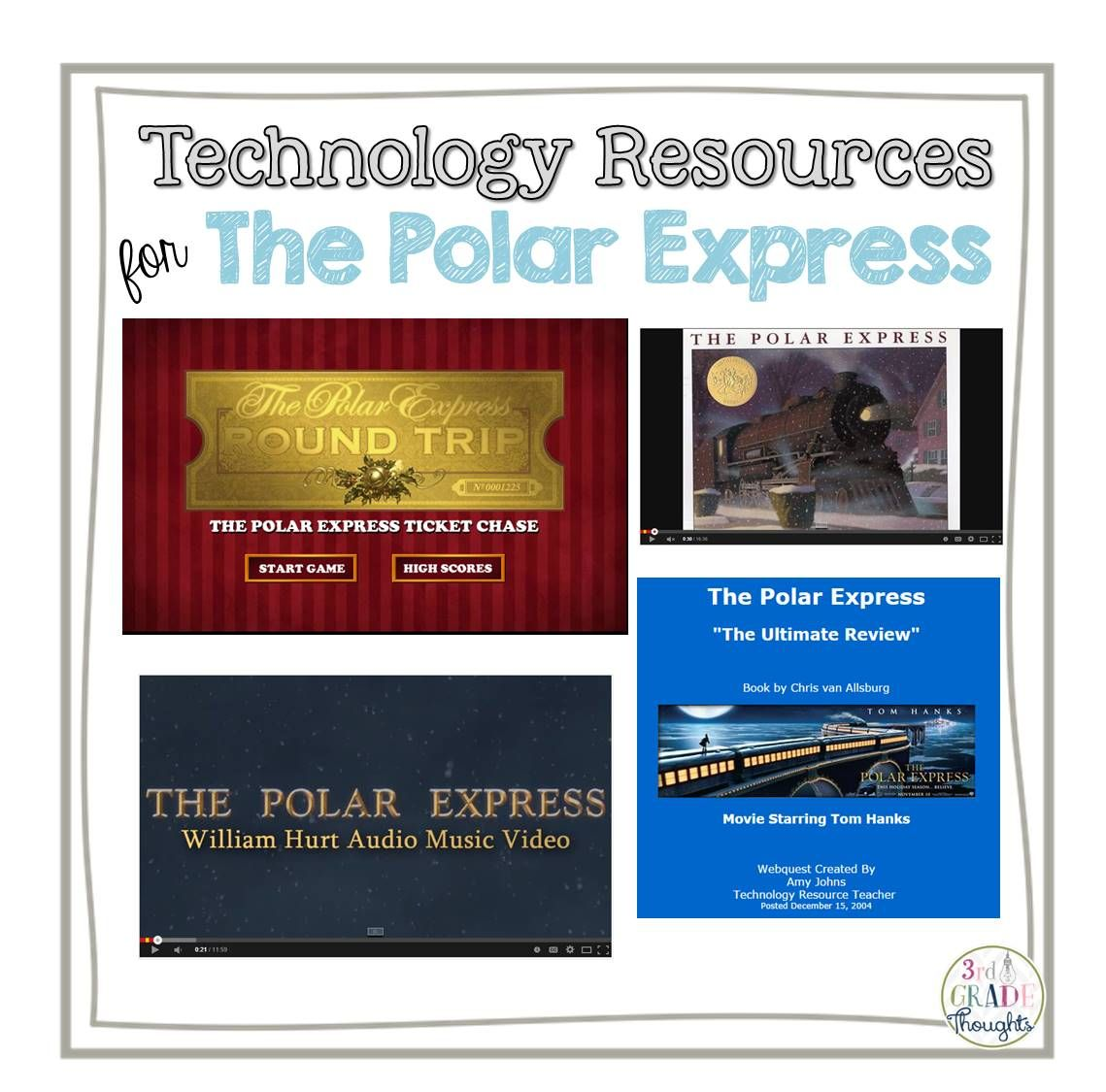 Technology Resources For The Polar Express