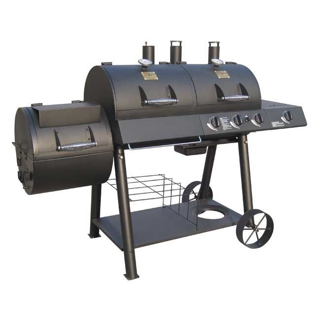 oklahoma joe 39 s longhorn charcoal gas offset smoker model 12201767 house stuff pinterest. Black Bedroom Furniture Sets. Home Design Ideas