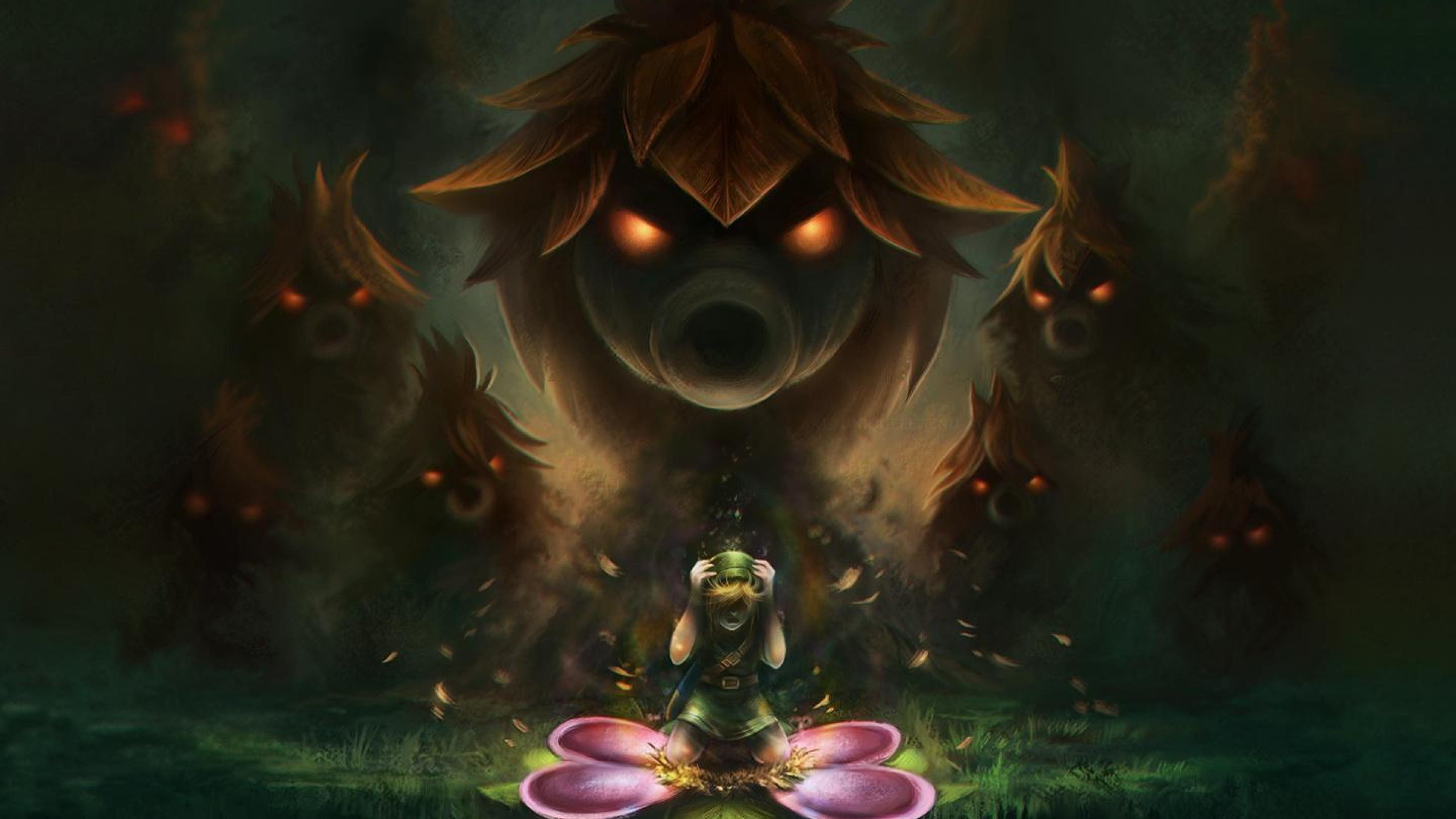3840x2160 HD 4k Wallpaper The Legend Of Zelda