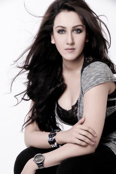 Fashion Model Shezray Husain Beautiful Photoshoot
