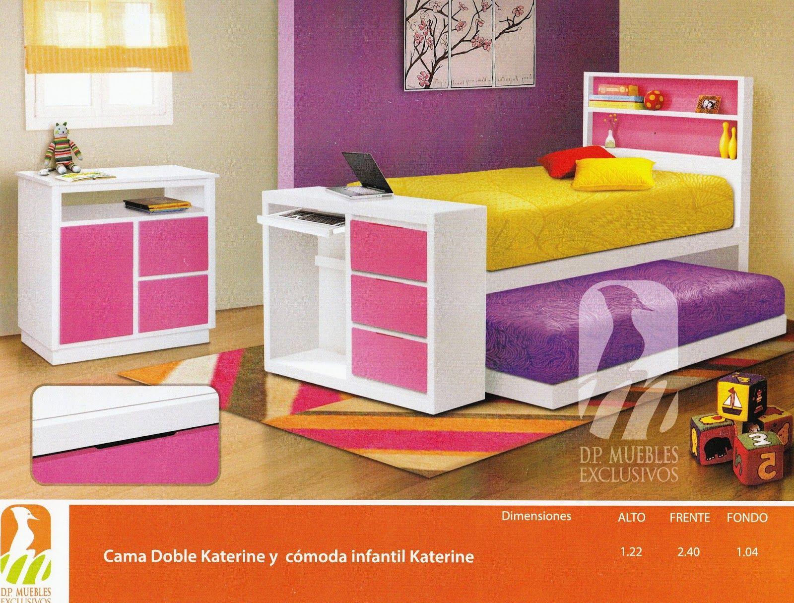Muebleria Zambrano-muebles-minimalista-Guadalajara: Camas duplex y ...