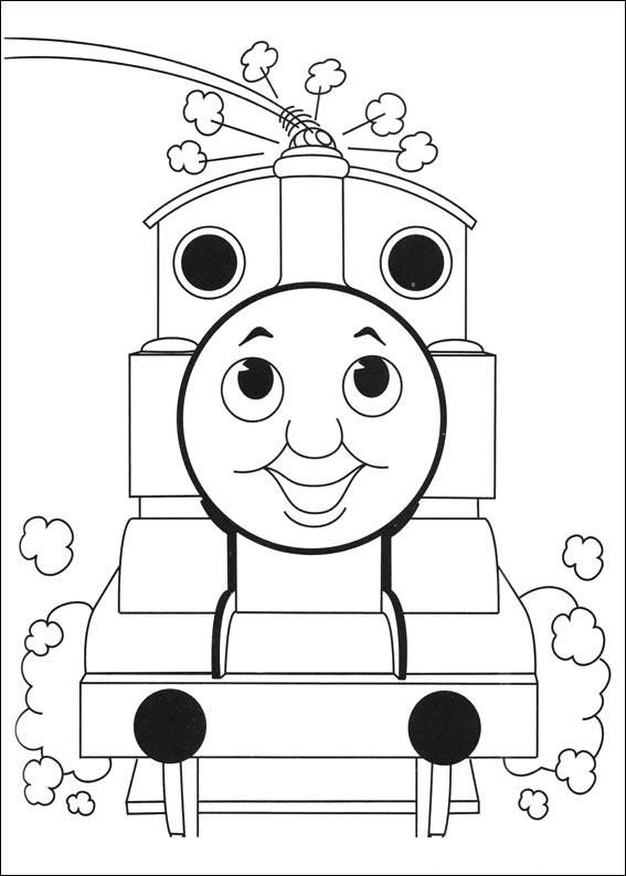 Pin by Estie Beytell on Clip art | Train coloring pages ...