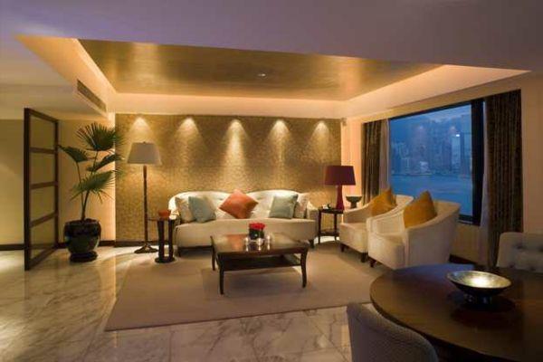 Fantastisch Indirektes Licht Wohnzimmer
