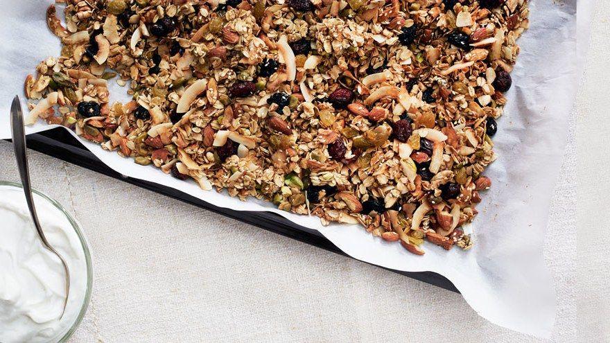 A better granola recipe best granola food recipes food