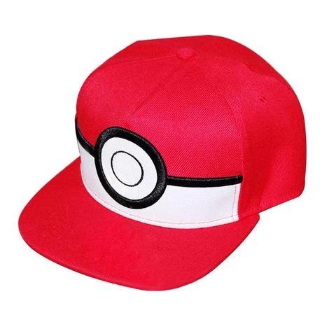 Pokemon Baseball Cap Pokeball Pokemon Faction Pokemon Cap Pokemon Hat Pokemon Go Red