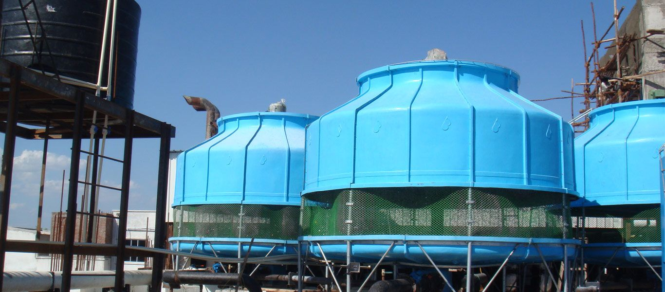 Frp Engineers Have Supplied Cooling Towers In Pakistan Cooling