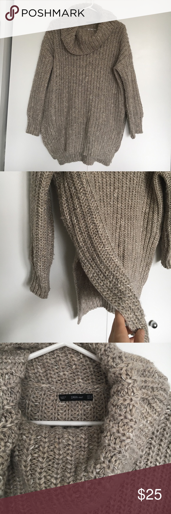 Zara Cowl Sweater | Conditioning, Customer support and Delivery