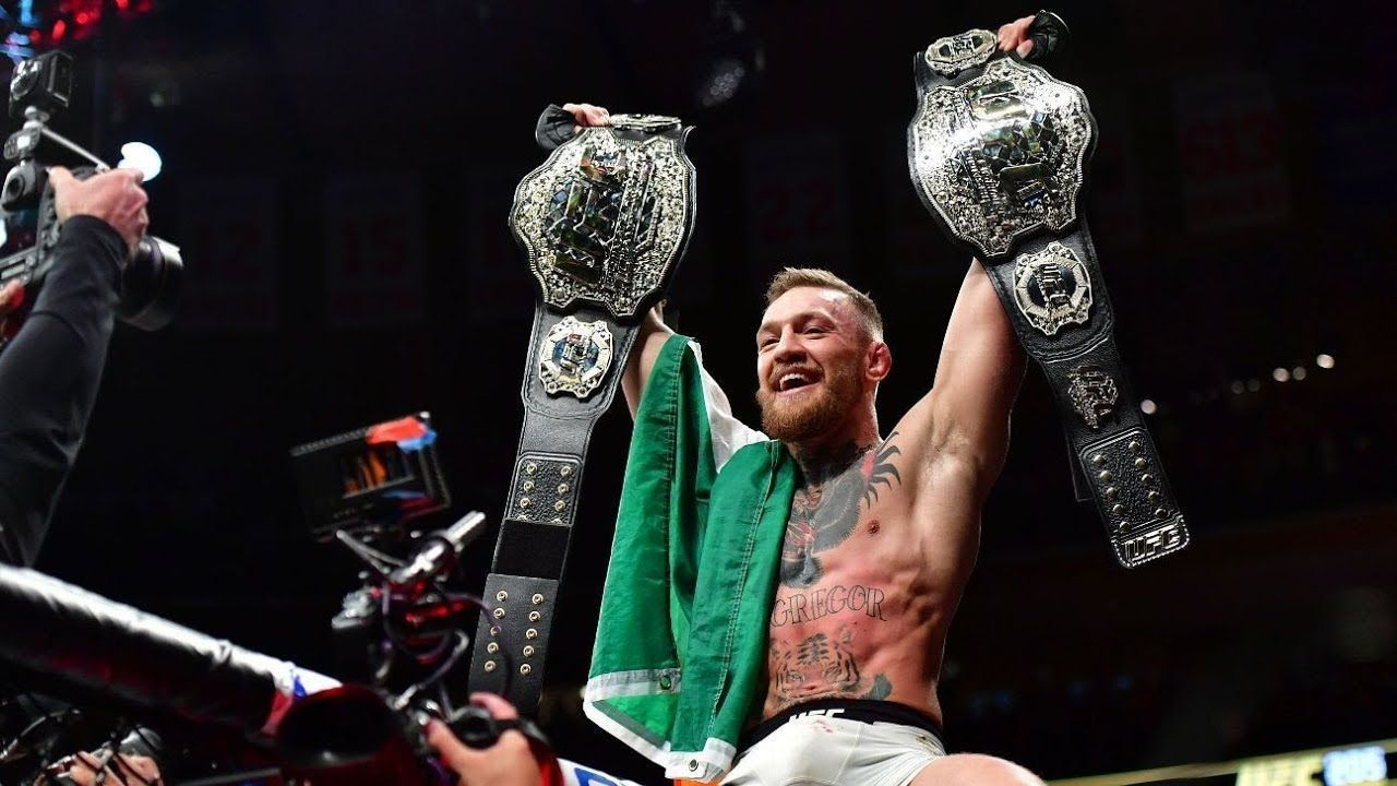Conor Mcgregor Faded The Comeback Motivation 4k Conor Mcgregor Ufc Conor Mcgregor Ufc