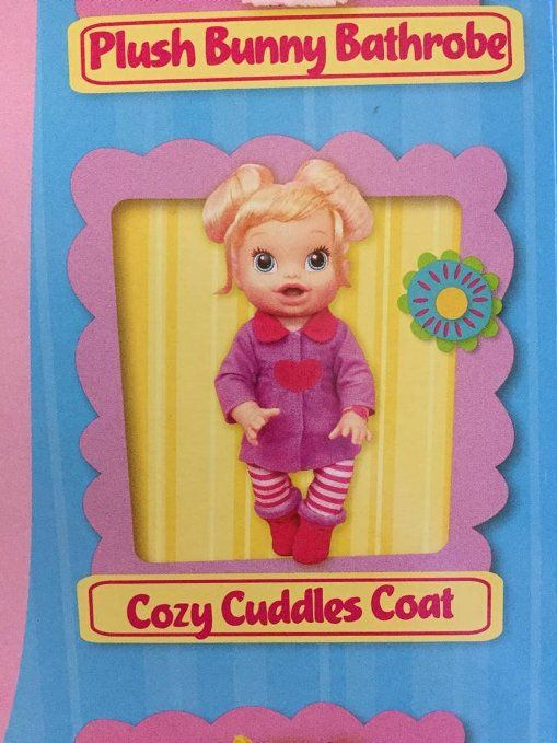 Amazon.com: Baby Alive 3 Pack Outfits One Size - Pretty ...