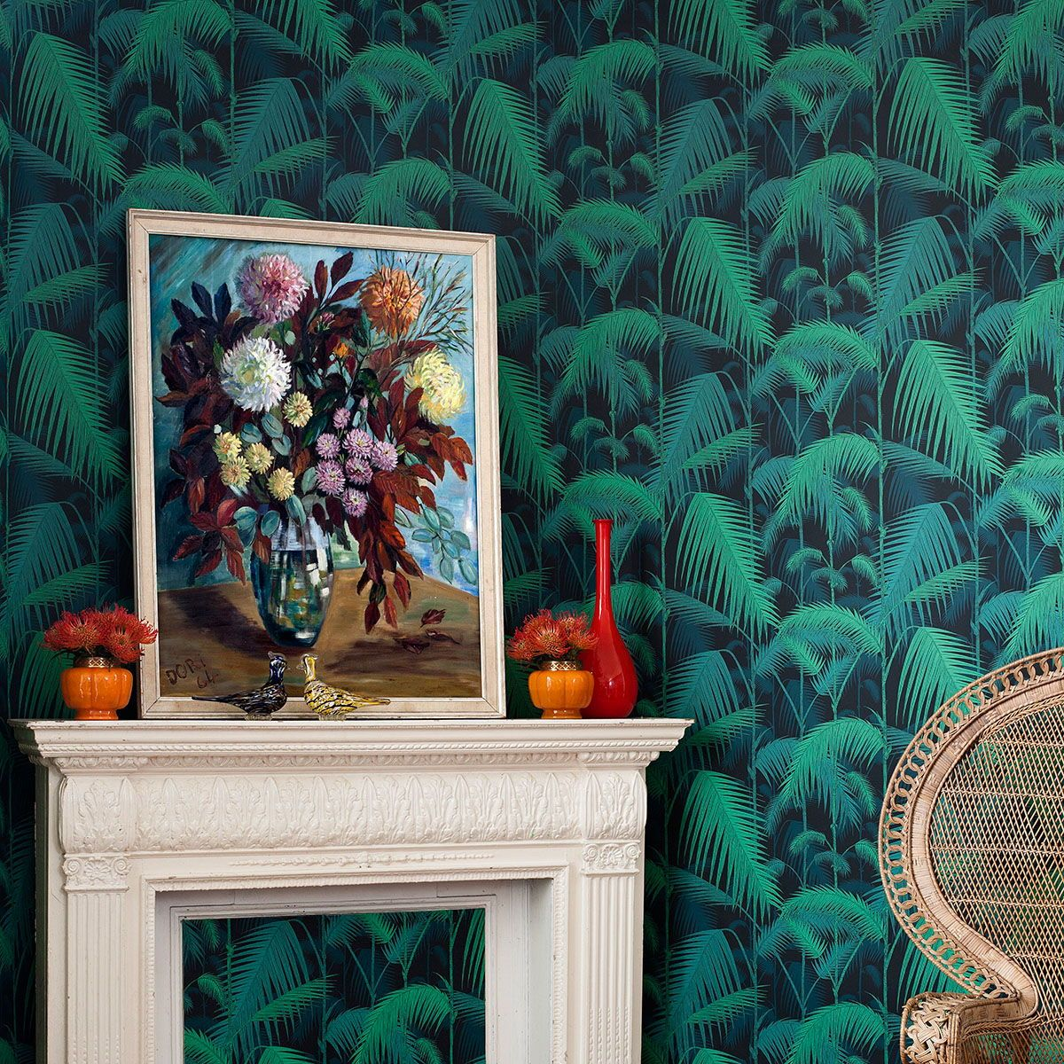 Elektroninė parduotuvė 2di.lt Jungle wallpaper, Cole and