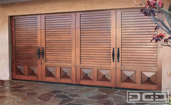 California Dream 04 Garage Door Design Garage Doors Custom