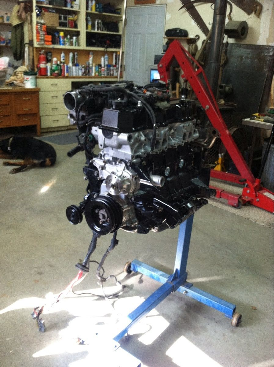 Nice Toyota 22re engine all rebuilt and ready to put back