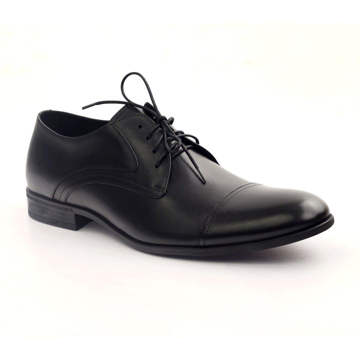 Black Laced Shoes Pilpol 1674 Black Lace Shoes Shoe Laces Dress Shoes Men