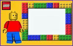 Cone Para Guloseimas Tema Lego Para Imprimir Lego