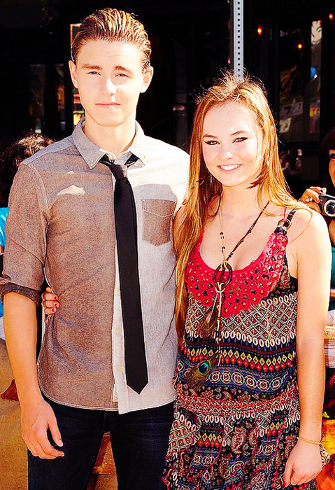 Callan Mcauliffe And Madeline Carroll Flipped Google Search