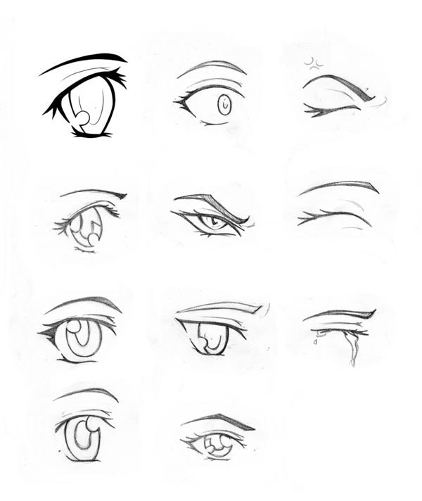 How To Draw Eyes Coloring Page Coloring Sun In 2020 Girl Eyes Drawing Anime Eye Drawing Cartoon Eyes Drawing