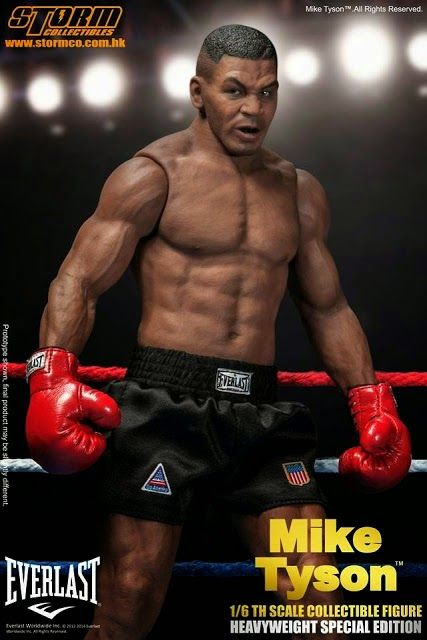 Storm Toys MIKE TYSON (Heavyweight Special Edition)  | : Storm Toys MIKE TYSON (Heavyweight Special Edition ...