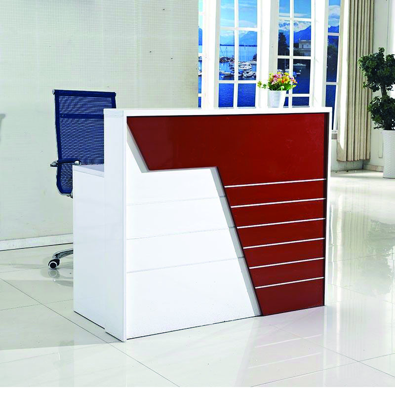 Superior Reception Desk Plans Design One And Only Mafahomes Com Balcao Recepcao Recepcao Interiores De Escritorio