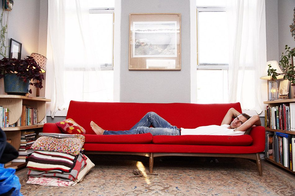 Attractive Inspiration Bohemian Couch. A gorgeous sofa  from marc and ian hundley the selby