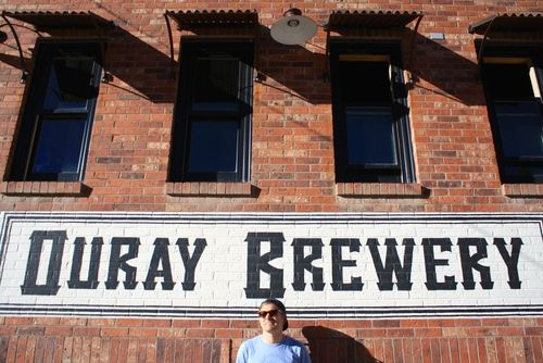 Ouray Brewing, Ouray CO