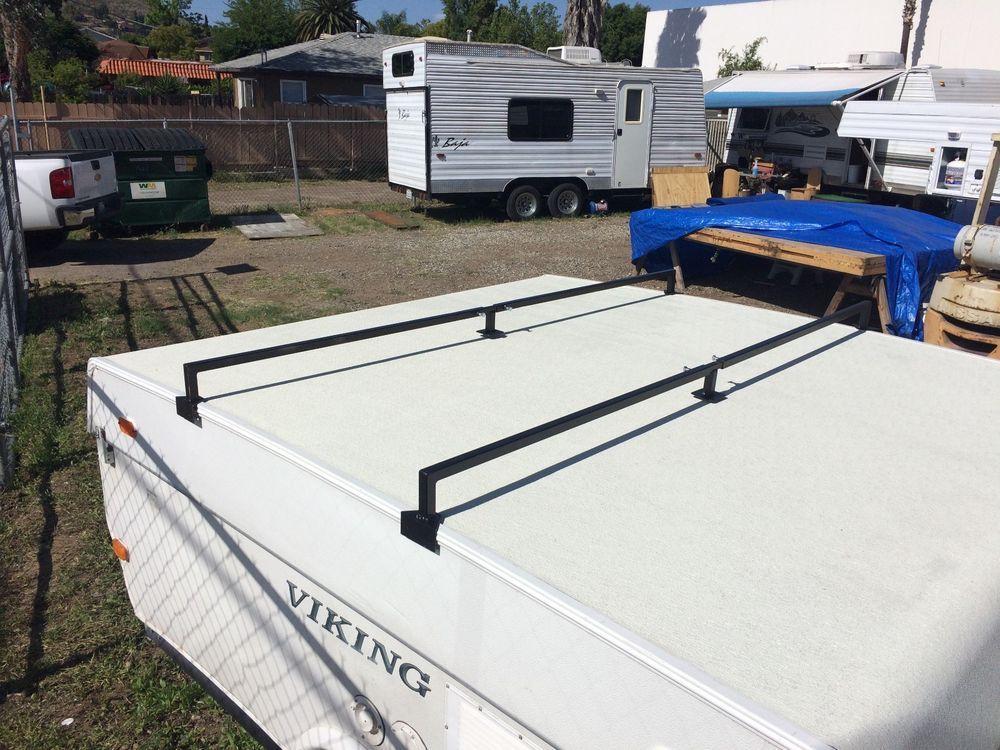 Adjustable Trailer Roof Racks | camping | Pinterest ...