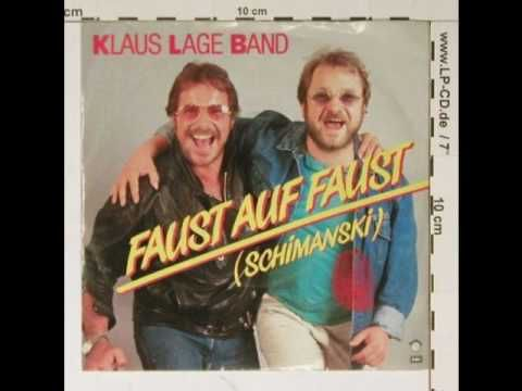▶ Klaus Lage Band - Faust auf Faust - YouTube