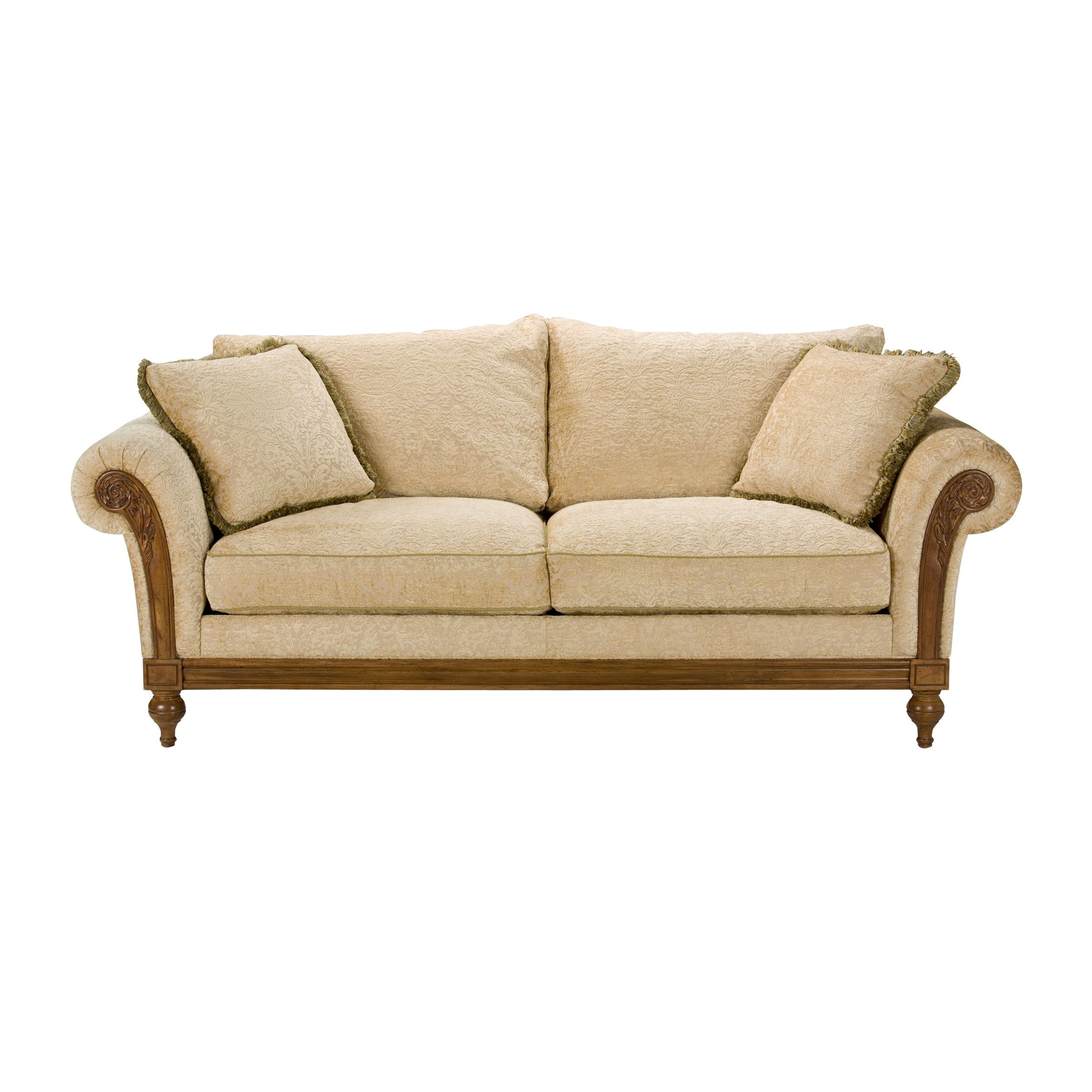 Exceptionnel Pratt Sofa   Ethan Allen US   Like The Color Of The Cushionsu2026may Have To  Get One Made For The Sofa I Have.