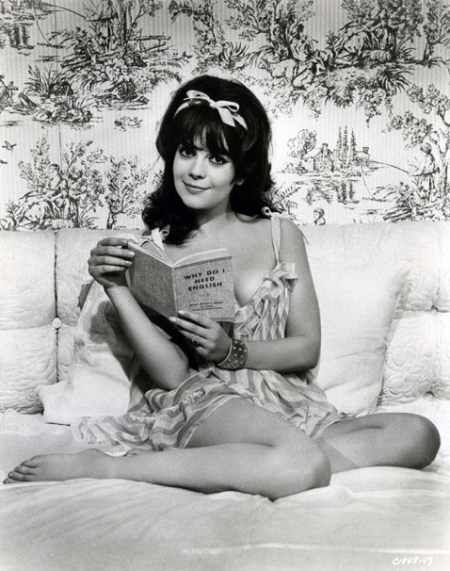 Natalie Wood Famous Folks And Their Reads Natalie Wood