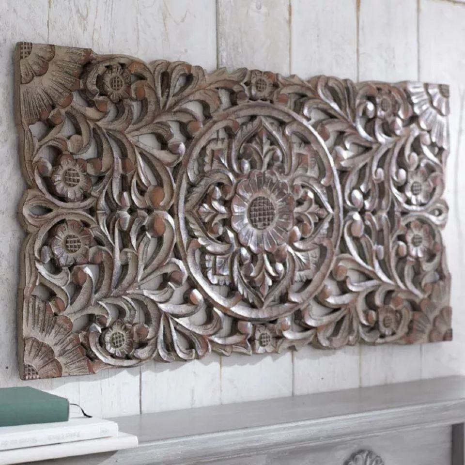 Inspirational Wooden Art Carved Wood Facility
