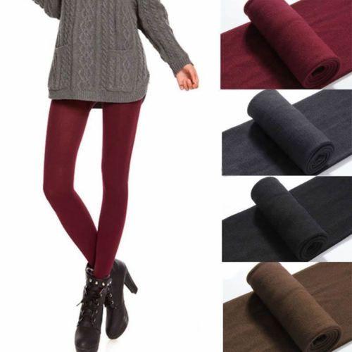 b44ca1a1a8b8e Women Essential Skinny Slim Stretch Full Length Leggings