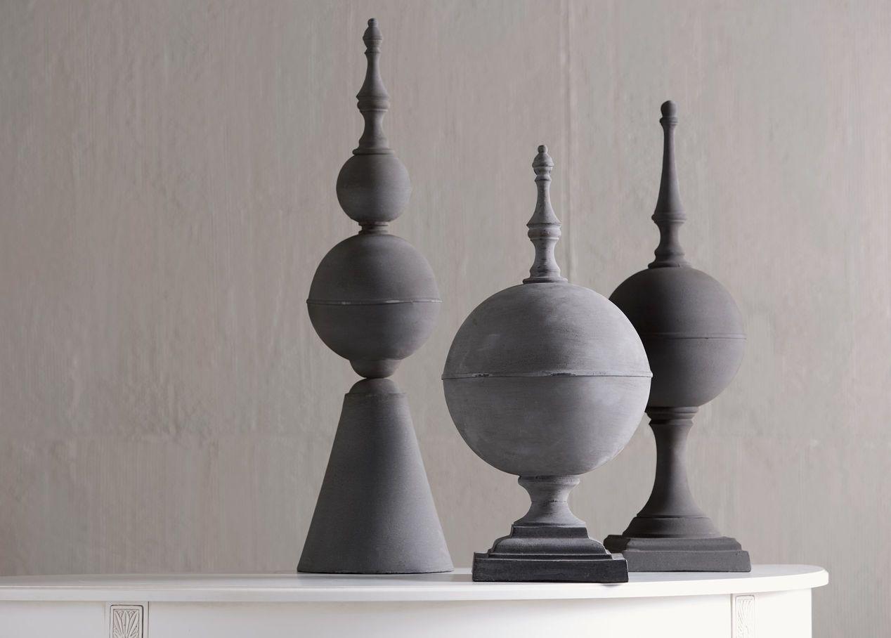 Tall Garden Orb Decorative Objects