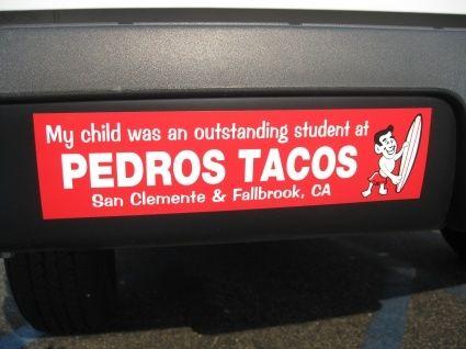 Pedro's Tacos, San Clemente