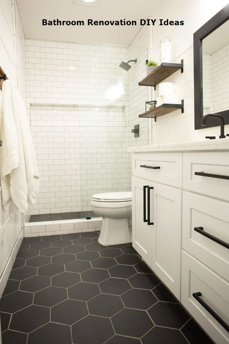 15 DIY Ideas for Bathroom Renovations -  15 DIY Ideas for Bathroom Renovations  #bathroomdecor  - #bathroom #DIY #DIYAndHomeImprovementcrafts #DIYAndHomeImprovementdecor #DIYAndHomeImprovementhowtobuild #DIYAndHomeImprovementideas #Ideas #Renovations