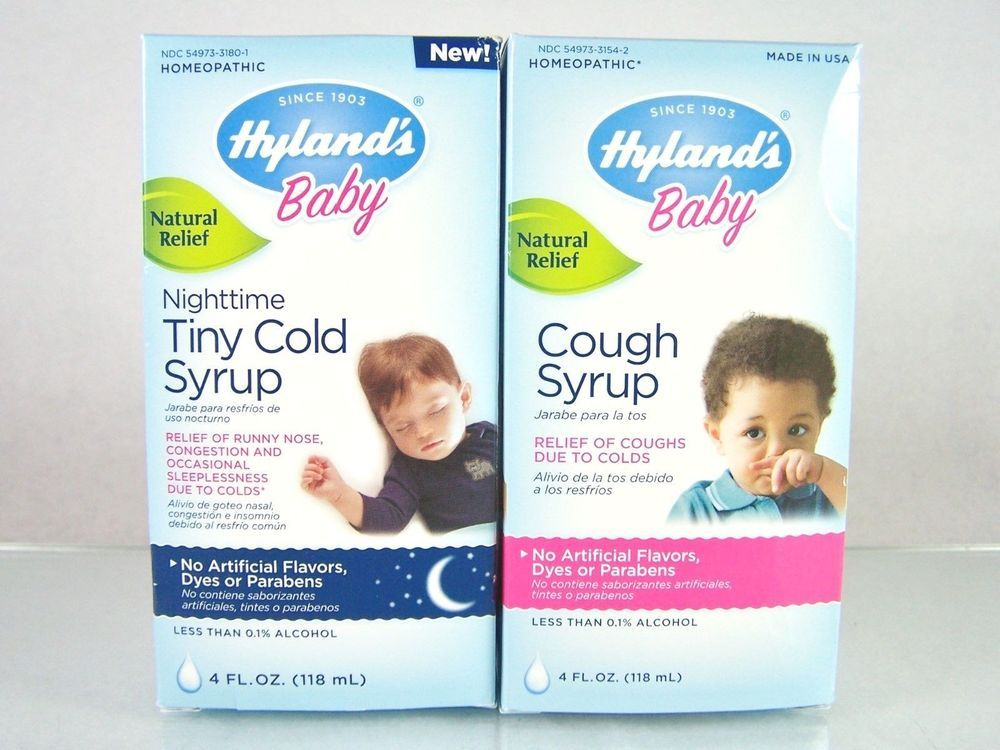 HylandsBaby Hyland's Hylands Baby lot/set of two (2