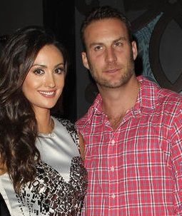 Andrew Stern, the husband of model Katie Cleary
