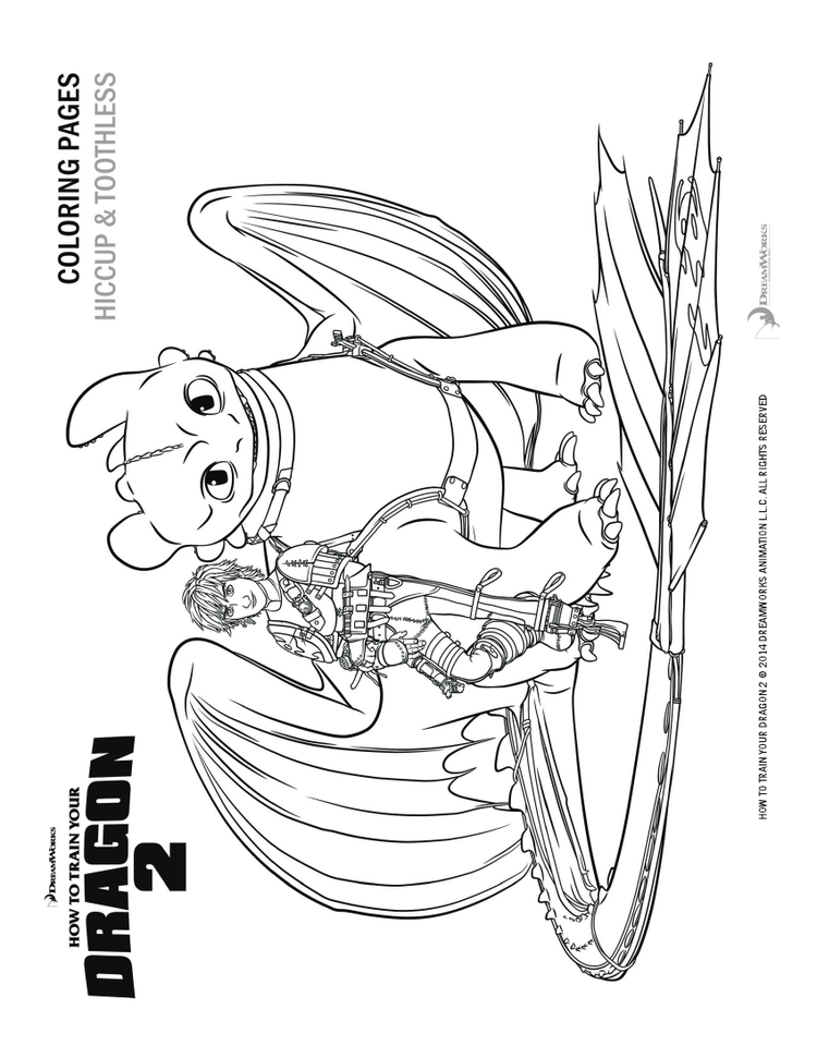 How To Train Your Dragon 2 Themed Family Movie Night FREE Activity Sheets