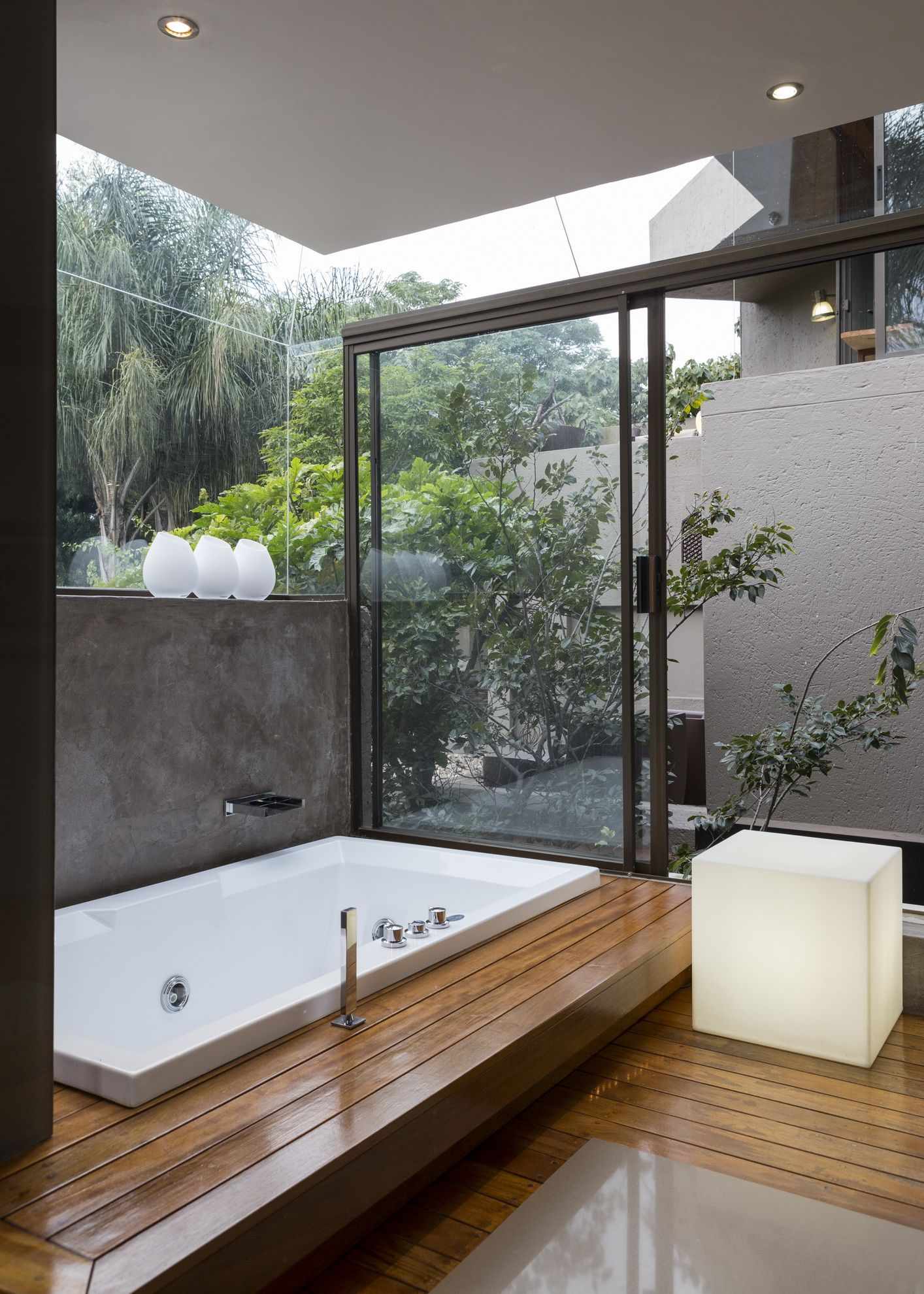 no man's land | Interior Inspiration ♥ | House Fern | Bathroom | M Square Lifestyle Design | M Square Lifestyle Design #Design #Bathroom #Interior #Contemporary