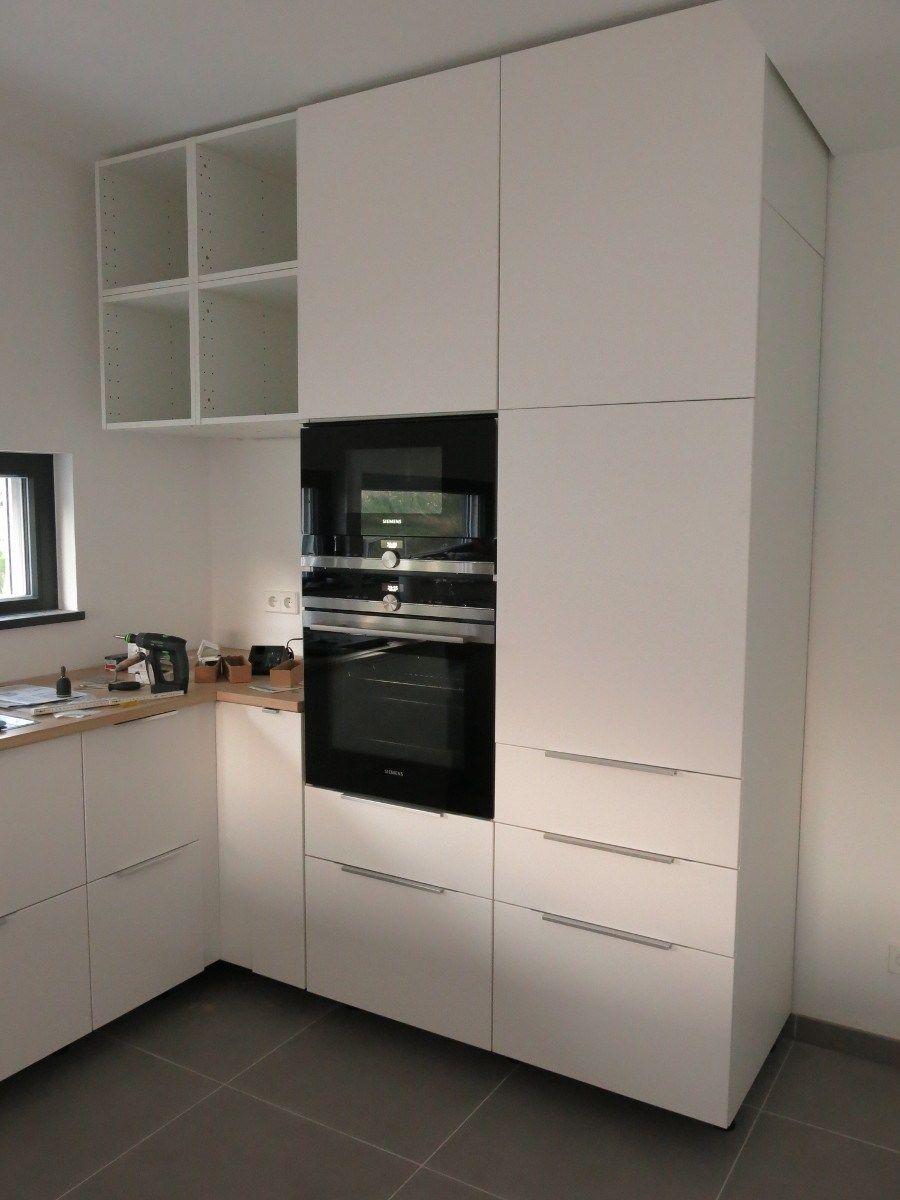 Hochschranke Mit Backofen Und Mikrowelle Fix Fertig Haus Ikea
