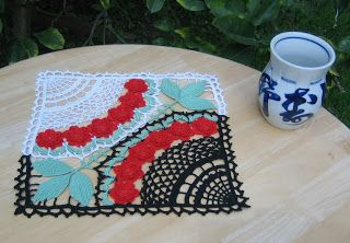 TURKISH LACE-CROCHET WORK BY DEMET
